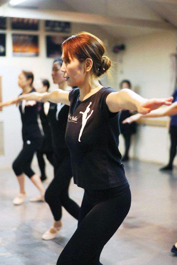 ラフィネ・バレエ 下関バレエ教室 イメージ