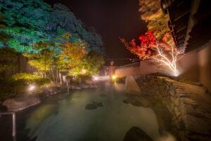 萩本陣 温泉施設 イメージ