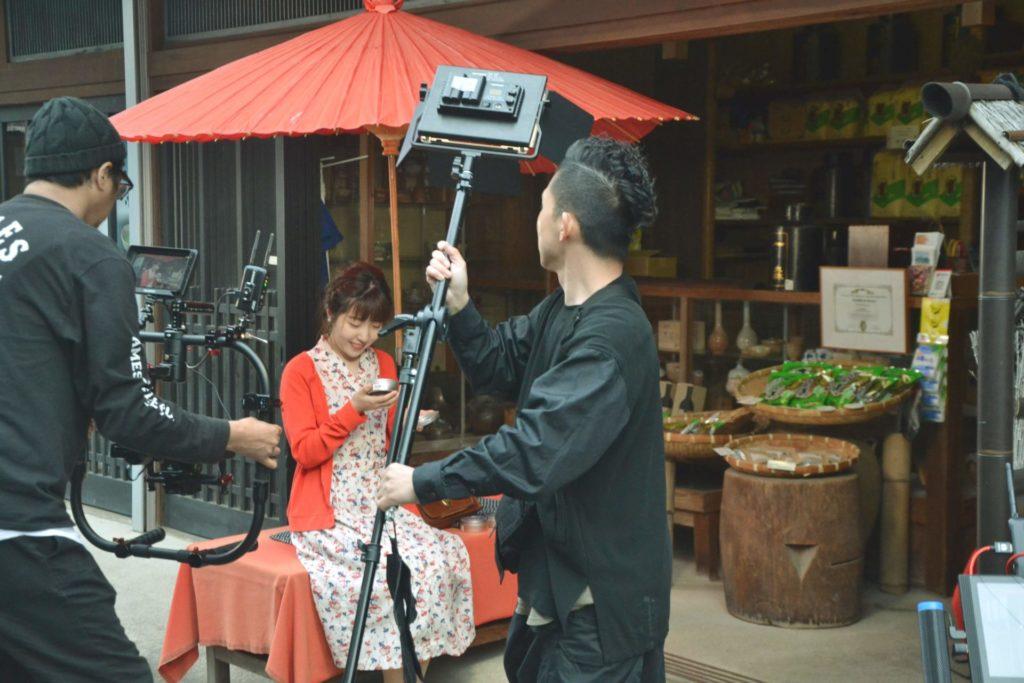映像制作会社OMOCHI PICTURES イメージ