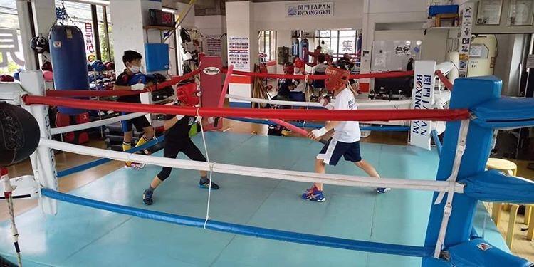 関門JAPANボクシングジム イメージ