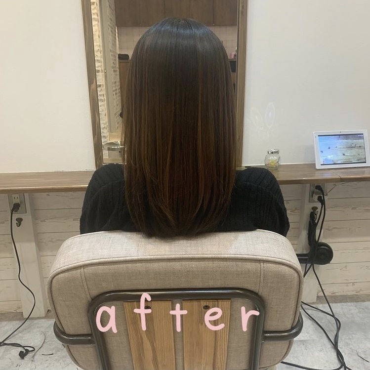 Agu hair quito 新下関店 イメージ