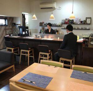 カフェ バーク イメージ